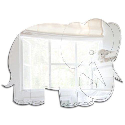 Mungai Mirrors Miroir acrylique Éléphant 30 cm