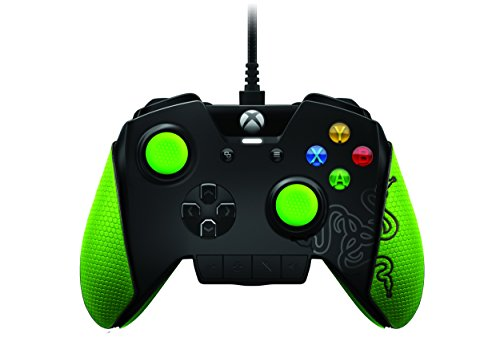 Razer Wildcat eSports Customizable Premium Controller for Xbox One  W/ 4 Programmable Buttons