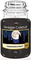 Yankee Candle Świeca zapachowa w szkle (duża) | Midsummer's Night | czas palenia do 150 godzin