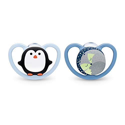 NUK Space Orthodontic Pacifier