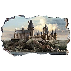 Chicbanners Harry Potter V600 - Adhesivo decorativo para pared (1000 x 600 mm) 17