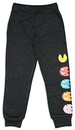 Pac Man Pantalones de chándal para niños