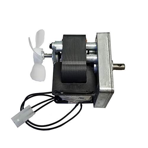 3 RPM Auger Motor Upgrade for Most Brand Pellet...
