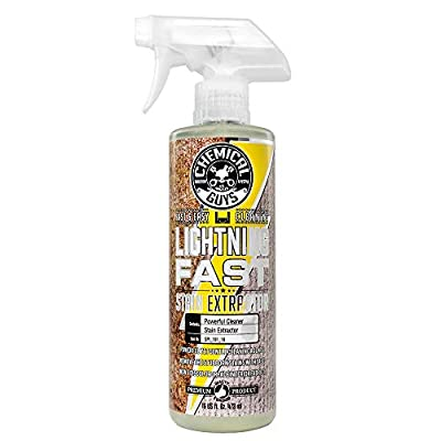 Chemical Guys SPI_191_16 Lightning Fast Carpet and Upholstery Stain Extractor (16 oz)