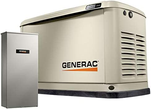 Generac G0071720 10 kW Guardian Home Standby Generator Bisque product image