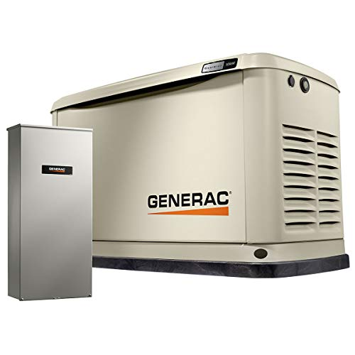Generac G0071720 10 kW Guardian Home Standby...