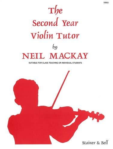 MACKAY N. - Metodo Segundo Año para Violin