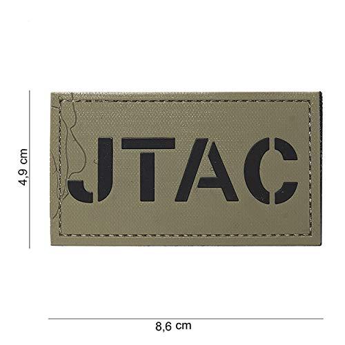 Desconocido 101 Inc 3D PVC Patch JTAC Coyote