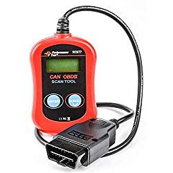 JEGS 8977 OBD II Scan Tool Works w/Most 1996 & Newer Vehicles