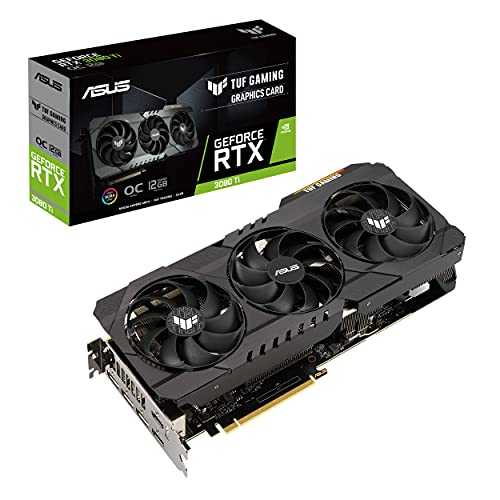 ASUS TUF NVIDIA GeForce RTX 3080 Ti