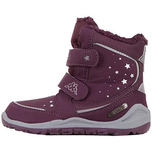 Kappa Buty sportowe dla dzieci Cui Tex, 2615 Purple Silver - 35 EU