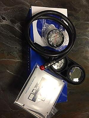 Aqua Lung I300 Dive Computer Console 2 Gauge (Discontinued) Blue