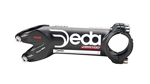 Deda Elementi Zero 100 Team - Potencia para Bicicletas, Color Negro