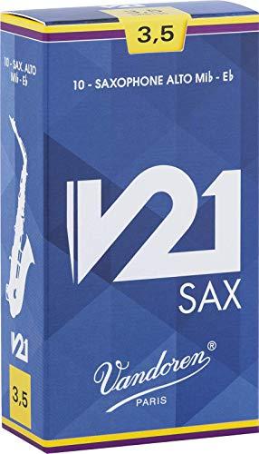 Vandoren SR813 Box 10 Ance V21 3 Sax Alto