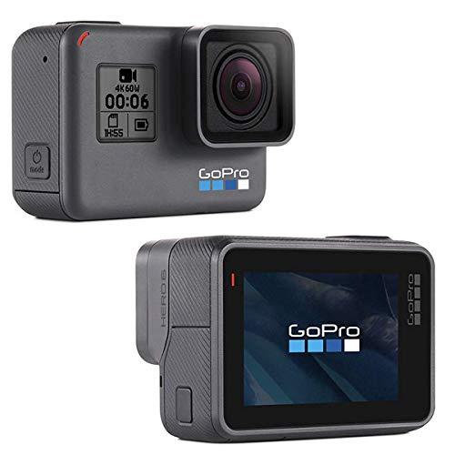 [国内正規品]GoProHERO6BlackウェアラブルカメラCHDHX-601-FW