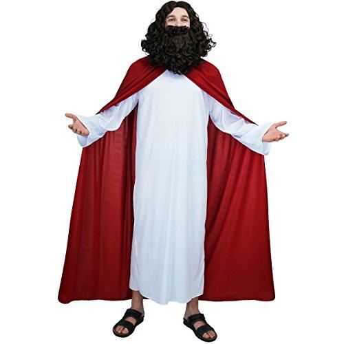 SEA HARE Disfraz Religioso de Jesús Adulto para Hombre