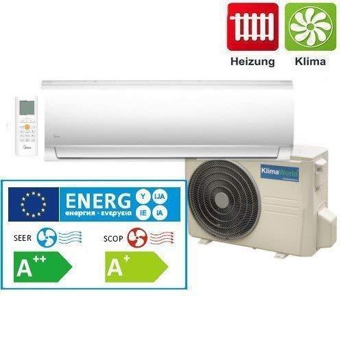 Climatizzazione Unità-parete Inverter Klimaworld Eco + 27, 2,64 Kw