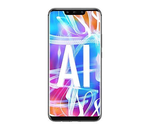 Huawei Mate20 Lite (Single SIM) 64 GB 6.3-Inch Android 8.0, SIM-Free Smartphone - UK Version, Black, Huawei Mate 20 Lite Black