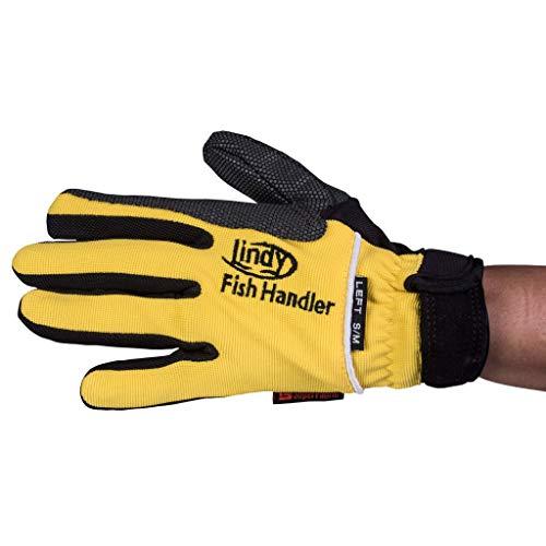 Lindy Fish Handling Glove (Large, Left-hand), Multicolor (AC950)