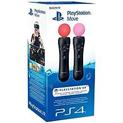Sony PlayStation VR (PS4) pack iniciación con Cámara V2 y Move ...