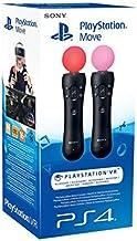 Sony - PlayStation Move Sony 82756 (2 pcs) Black