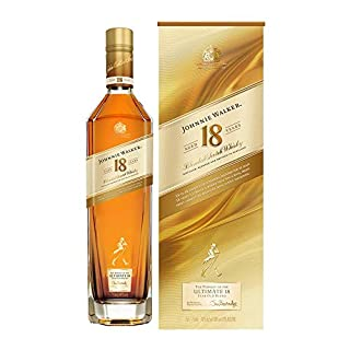 Johnnie Walker Aged 18 Years Blended Scotch Whisky 70cl with Gift Box (B071Y78V9W) | Amazon price tracker / tracking, Amazon price history charts, Amazon price watches, Amazon price drop alerts
