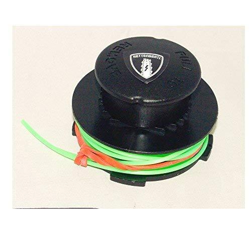 Bobina de hilo redondo, compatible con desbrozadoras Partner Colibrí 25 cc