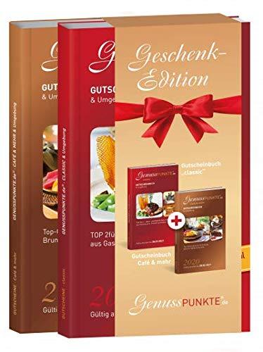 Gutscheinbuch GenussPUNKTE Geschenkedition: Kreis Viersen & Krefeld