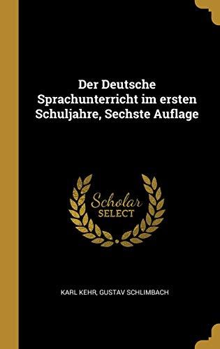 GER-DEUTSCHE SPRACHUNTERRICHT