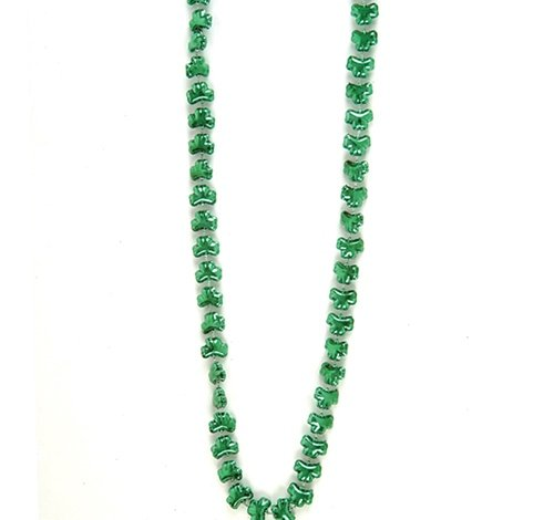 Find Bargain DollarItemDirect 33 inches Shamrock Beads, Case of 360