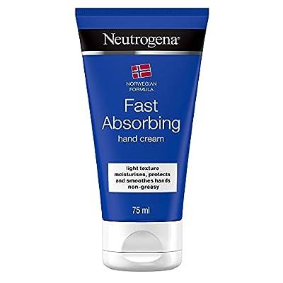 Neutrogena Norwegian Formula Fast Absorbing Hand Cream, 75 ml by Johnson Johnson