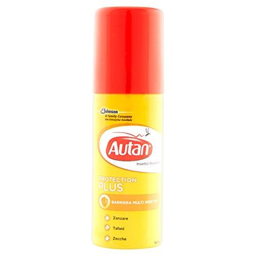 Autan Protection Plus Spray 50 ml