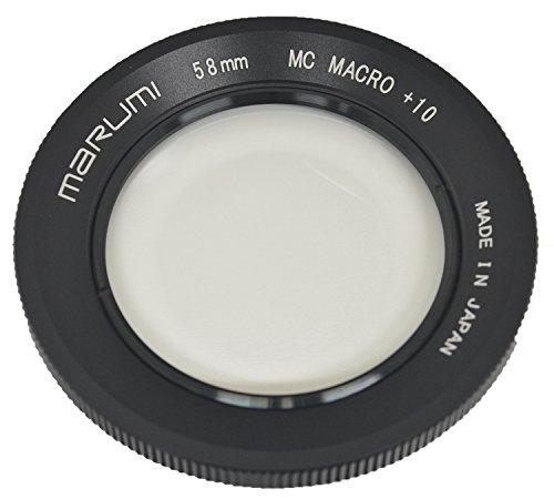 MARUMI Filter für Kamera Makro 1058mm Nahlinse 35095