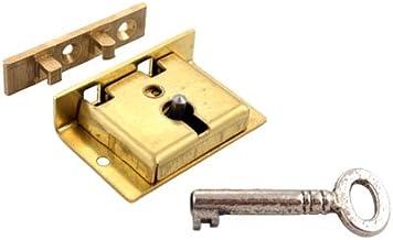 Brass Half Mortise Box Lock