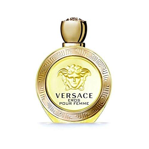 Versace Eros Pour Femme 100ml Eau De Toilette Spray Duft für Sie
