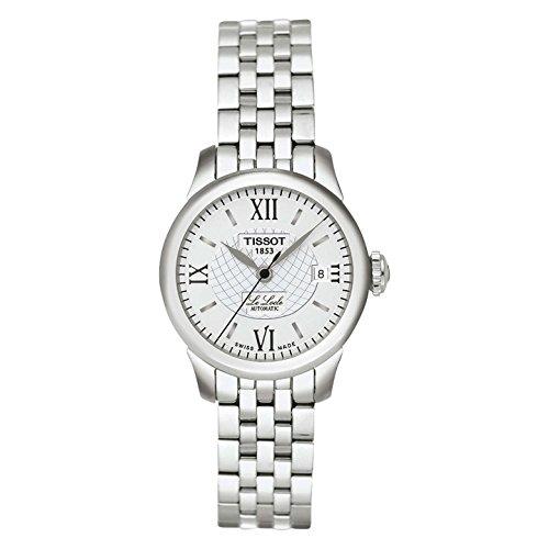 TISSOT - Damen Armbanduhr LE LOCLE Automatic Lady - T41.1.183.33