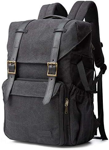Camera Backpack BAGSMART Camera Bag Anti Theft DSLR SLR Canvas Backpack Fit up to 15 Laptop product image