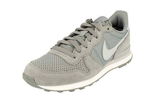 Nike Internationalist SE Herren Trainers AV8224 Sneakers Schuhe (UK 6.5 US 7.5 EU 40.5, cool Grey Wolf Grey White 001)