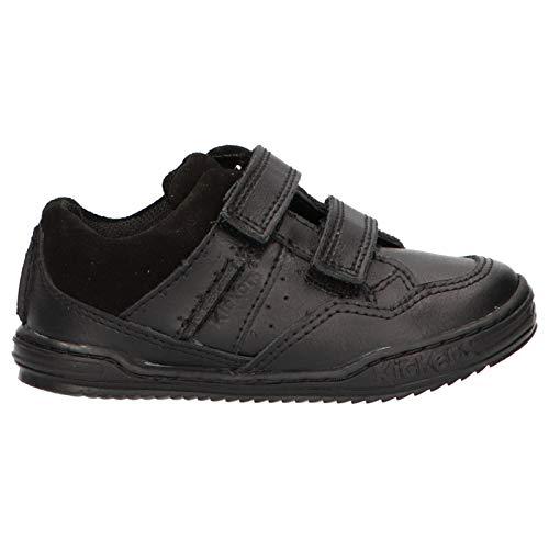 Zapatillas para ni�o, Color Negro (8NOIR), Marca KICKERS, Modelo Zapatillas para Ni�o KICKERS 744840 Negro