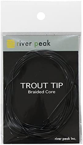 Recommendation river peak Trout Tips Core Braided 35% OFF