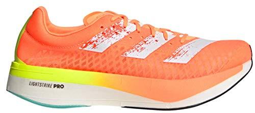 adidas Men's Adizero Adios Pro Screaming Orange/FTWR White/Core Black 5.5