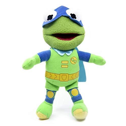 HMLSM Juguetes de Peluche 23cm Nuevos Lindo Muppets Mostrar máscara de Ojo de Rana Miss Piggy Relleno Suave Felpa muñeca de Juguete