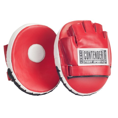 Contender Fight Sports Mini Mitts (Red)