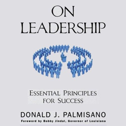 On Leadership cover art