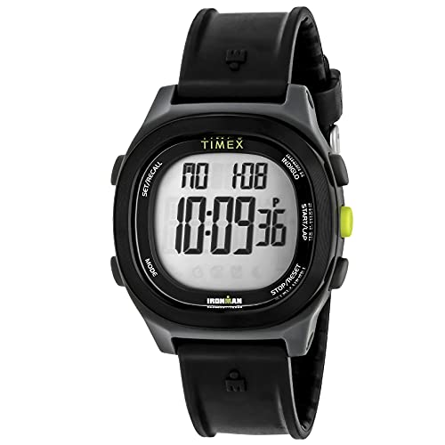 Timex Reloj Hombre de Digital con Correa en Resina TW5M18900