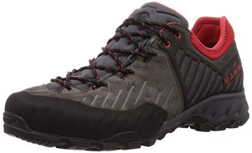 Mammut Herren Zapatilla ALNASCA II Low GTX Sneaker, Dark Titanium/Spicy, 44 EU