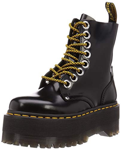 Dr. Martens Jadon Max Black UK 6 (US Women's 8)