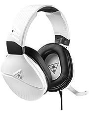 Turtle Beach Recon 200 Wit Versterkte Gaming Headset - Xbox One, PS4, Nintendo Switch en PC