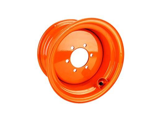 MowerPartsGroup (1) Front Wheel Fits Kubota B2320 B2410 B2601 B2920 Replaces 6C040-50640