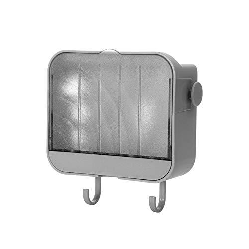 Taloit Estantes de baño Estante de ducha montado en la pared Estante de baño Jabones Soporte de teléfono para baño